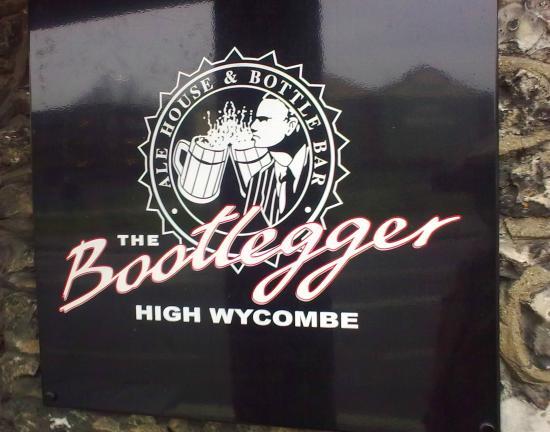 Bild Från The Bootlegger, High Wycombe