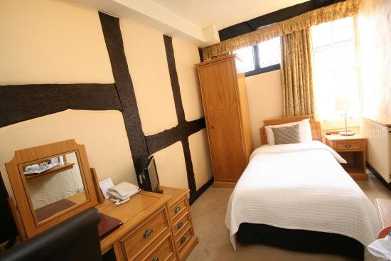 The Crown Hotel: Single Room