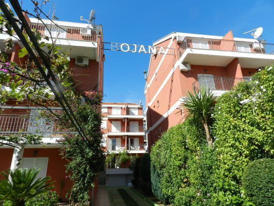 Hotel Villa Bojana : Вилла Бояна