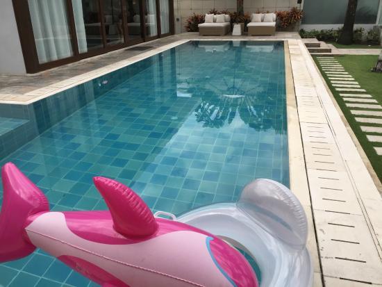 C151 Smart Villas: المسبح