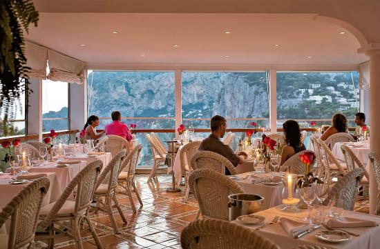 Terrazza Brunella Capri Menu Prices Restaurant Reviews