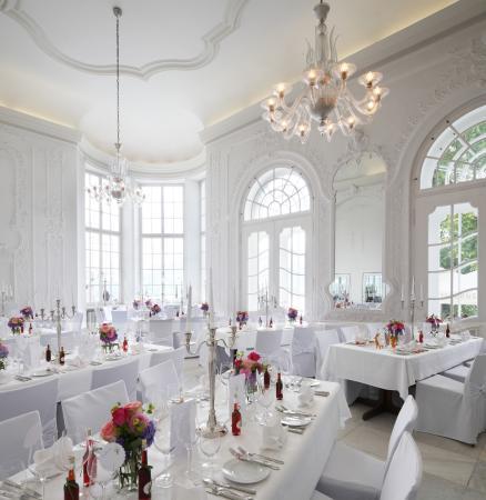 Barocksaal Sengerschloss - Bild von Das Tegernsee, Tegernsee ...