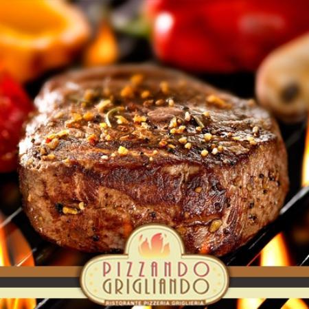 Pizzando Grigliando : carne alla brace