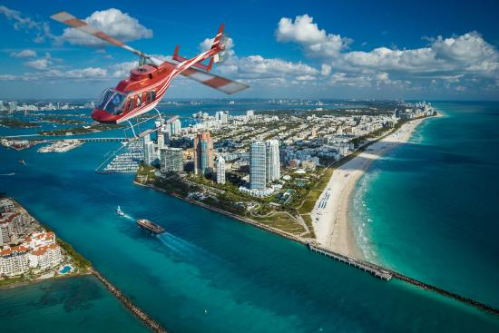 Miami Jet Helicopter Tours  Picture Of Miami Helicopter