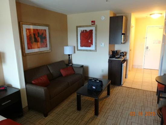Holiday Inn Express Hotel Suites Smithfield Selma I 95 King Suite
