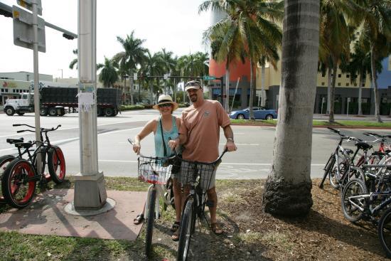 Thanks Miami Beach Bike Center