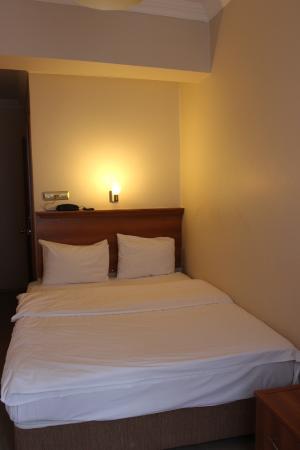 Konak Hotel: SİNGLE ODA
