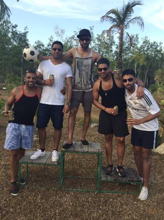 Football Crazy Golf - Phuket: Awesome afternoon