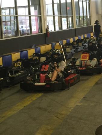 LeMans Karting: Vroom vroom!