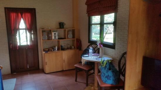 Thai Bamboo Guesthouse: Alles vorhanden