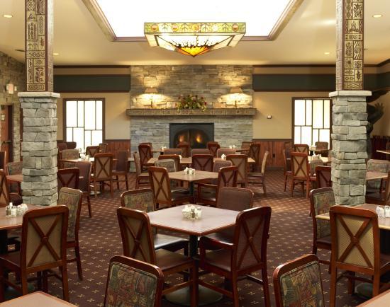 Harris, MI: Firekeeper's Restaurant