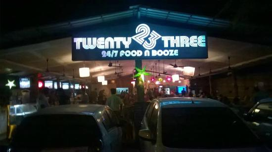 Twenty Three-24/7 Food & Booze
