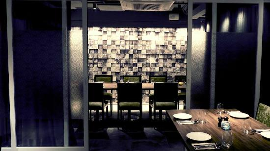 Wild Thyme: VIP Gastronomy Room