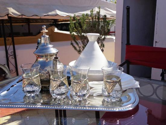 Riad Villa El Arsa : the gourmand