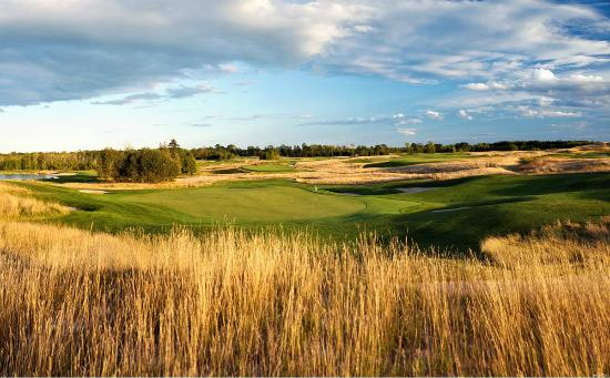 Harris, Μίσιγκαν: Sweetgrass Golf Club