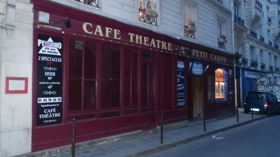 Le Petit Casino : ANNIVERSAIRE DOUDOUNE