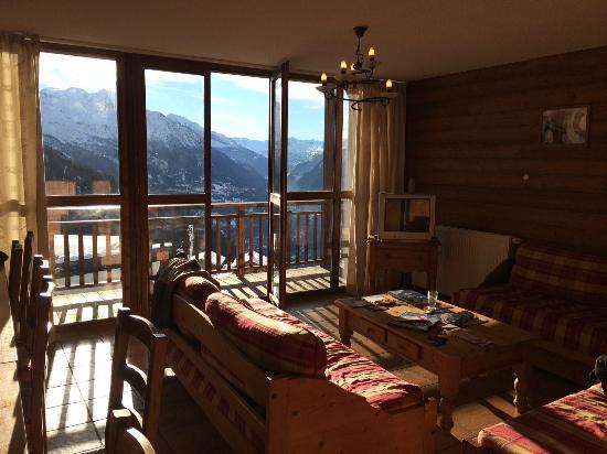 Les Balcons de la Rosiere : Lounge
