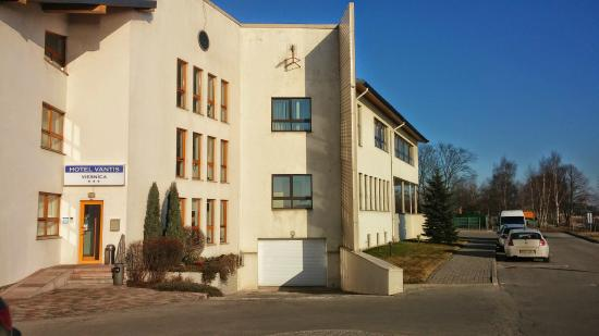 Hotel Vantis : Hotel building