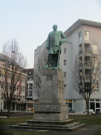 Bismarck - Denkmal