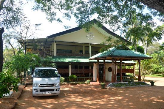 Entrance - Nilketha Villa Eco Hotel: NILKETHAVILLA HOTEL