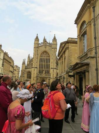 Laugh at Bath - Walking Tours