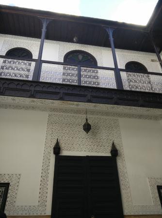 Riad Al Jana : patio central