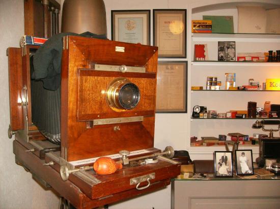 Thorsvang - Danmarks Samlermuseum: Fotoforretning