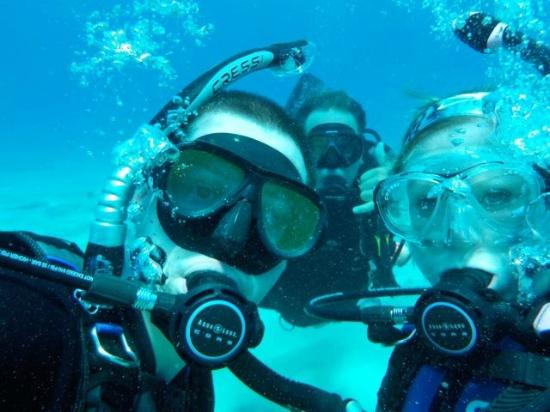 Underwater Oahu: Diving with Patrick!