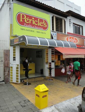 Pericle's Picoles E Sorvetes