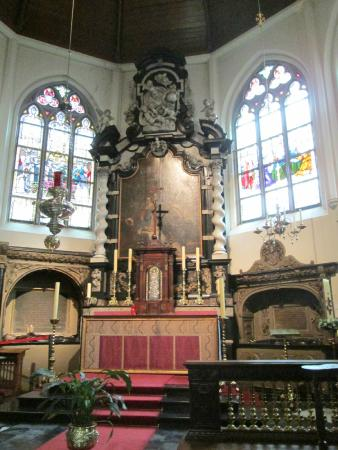 Onze-Lieve-Vrouw ter Potterie: The Hospital Church