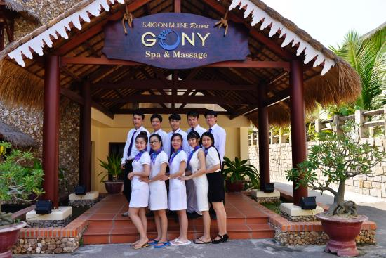 ‪Gony Spa & Massage‬