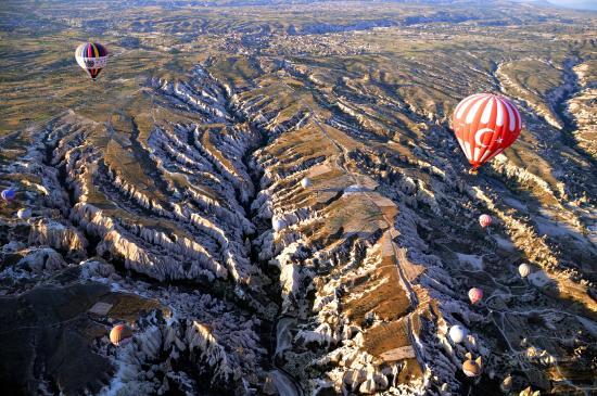Cappadocia, Turquía: Kapadokya