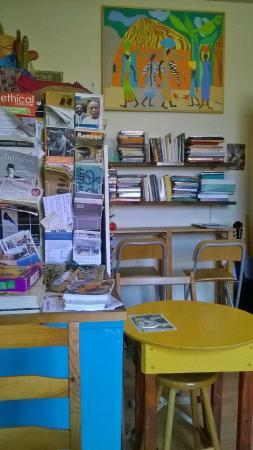 Bookshop Cafe Near Me