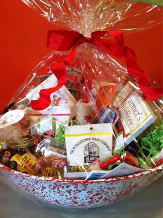 Sandpoint, ID: Gift baskets custom made with love~
