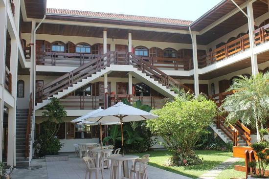 Chales Four Seasons: Hotel