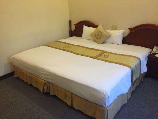 Rosaliza Hotel: Room