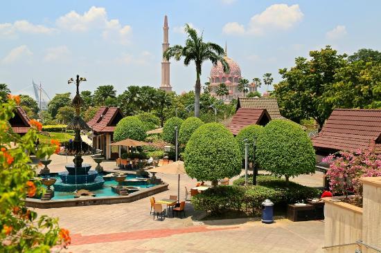 Putrajaya Botanical Garden : Путраджая