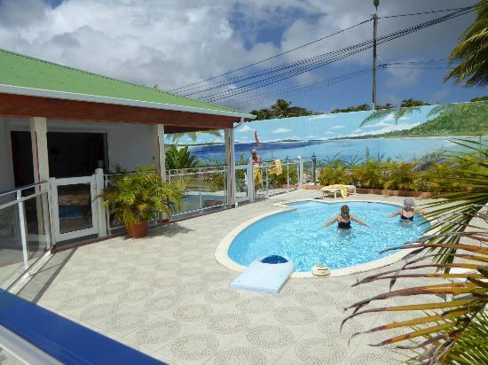 Village de la princesse : piscine