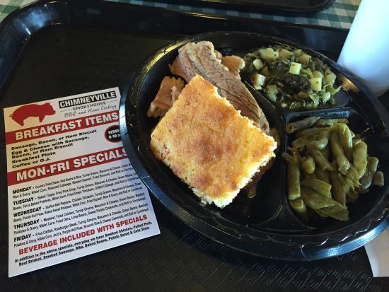 Chimneyville BBQ Smokehosue: Chimneyville Smokehouse, Jackson, MS