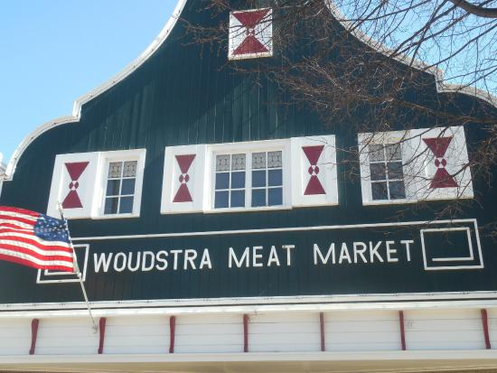 ‪Woudstra Meat Market‬