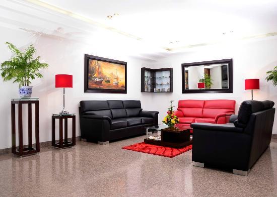 San Pablo Hotel : lobby