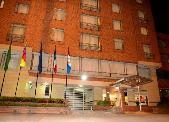 San Pablo Hotel : fachada del hotel