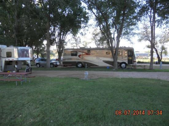 Ten Broek Rv Park Cabins Horse Hotel Sites