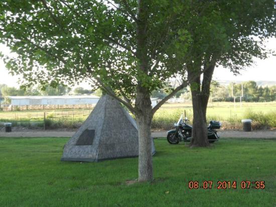Ten Broek RV Park & Cabins & Horse Hotel: tent area