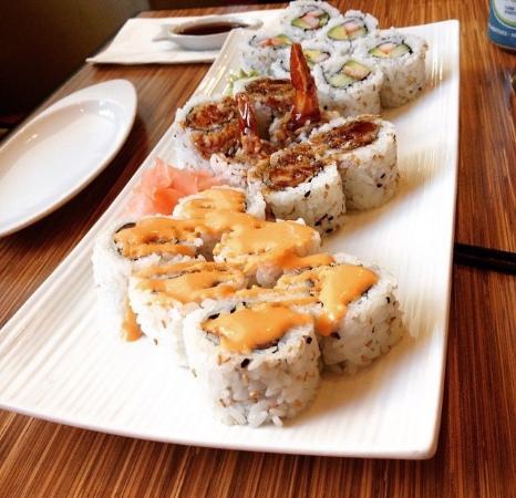 Kikaku Sushi Bar: Amazing
