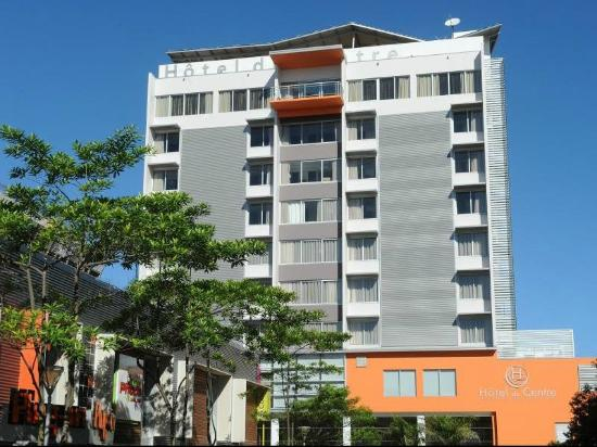 A View Of The Hotel Du Centre Ducos Noumea Nc Picture Of