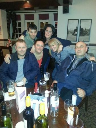 Radcliffe, UK: Great fun in the lock xxx