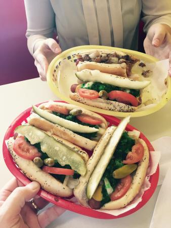 Guidos Chicago Hot Dogs
