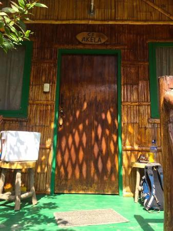Baloo: our cabana