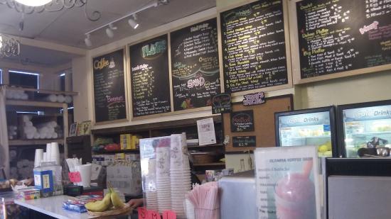 Olympia Coffee Shoppe